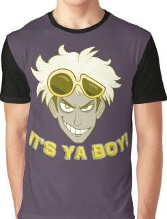 Pokemon Sun and Moon - It's Ya Boy, Guzma Graphic T-Shirt