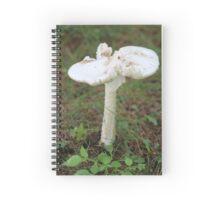 Mushroom Spiral Notebook