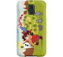 The Pied Piper of Hamelin Samsung Galaxy Case/Skin