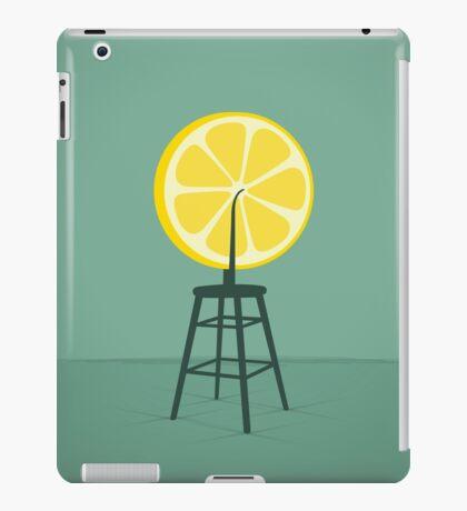 Lemon (Du)Champ iPad Case/Skin