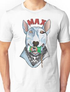 Max the Bull Trerrier of St.kilda Unisex T-Shirt
