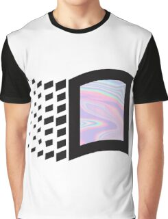 95 wave Graphic T-Shirt