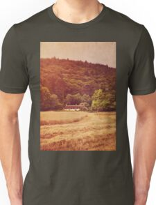The cottage at the edge of the wood Unisex T-Shirt