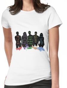 Keating 5 Womens Fitted T-Shirt