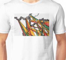 Wallpaper - Refraction Unisex T-Shirt