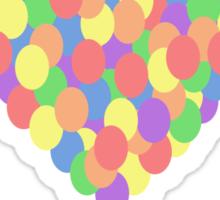 Up Your Colour Sticker