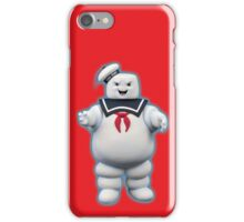 Stay Puft Marshmallow Man iPhone Case/Skin