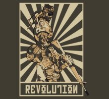 Big Boss Revolution by icedtees