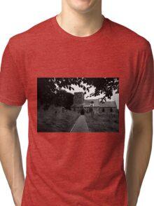 an english church Tri-blend T-Shirt