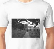 an english church Unisex T-Shirt