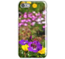 Bee buffet iPhone Case/Skin