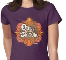 Om namah Shivaya  Womens Fitted T-Shirt
