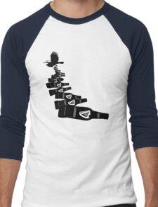 Funny Irish beer Men's Baseball ¾ T-Shirt