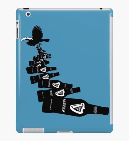 Funny Irish beer iPad Case/Skin