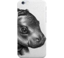Horatio the Hippo iPhone Case/Skin