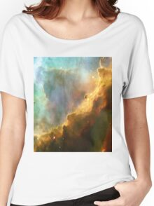 Amazing Nasa Real Universe Photo graphic  Women's Relaxed Fit T-Shirt