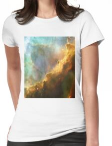 Amazing Nasa Real Universe Photo graphic  Womens Fitted T-Shirt