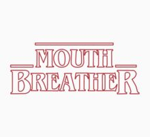 Mouth Breather One Piece - Short Sleeve