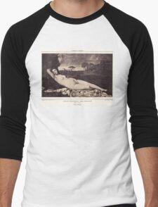 Venus sleeping Men's Baseball ¾ T-Shirt