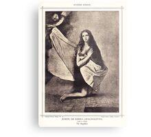 The Magdalen Metal Print