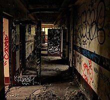 Abandoned Berlin - Pankow  by AbandonedBerlin