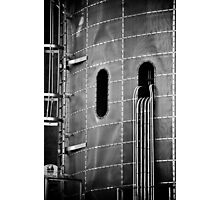 confined spaces Photographic Print
