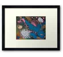 Once Upon A Time in Mars, by Adam Asar c. 2016 Framed Print