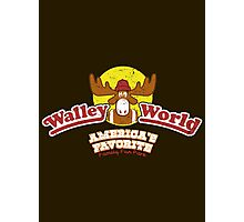 Walley World (colour) Photographic Print