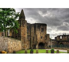 The Ruined Gatehouse Photographic Print