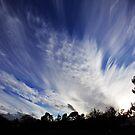 Irridescent sky by brucemlong