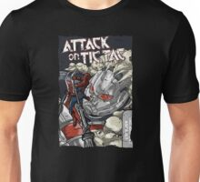 Attack on Tic Tac Unisex T-Shirt