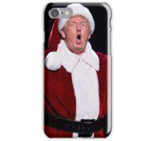 Donald Trump Santa Claus iPhone Case/Skin