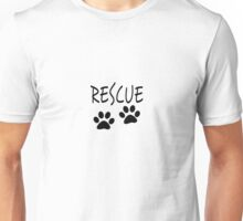 Dog Rescue Unisex T-Shirt