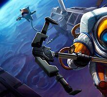 League Of Legends - Nautilus Astro by mariafumada