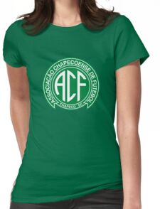 Chapecoense Football Club Womens Fitted T-Shirt