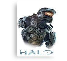 Halo Masterchief Canvas Print