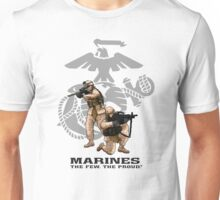 The Few, The Proud, The Marines Unisex T-Shirt