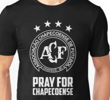 pray for chapecoense Unisex T-Shirt