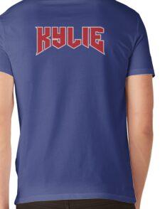 KYLIE Jenner Logo Mens V-Neck T-Shirt