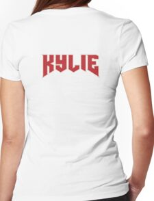KYLIE Jenner Logo Womens Fitted T-Shirt