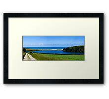 Loe Bar Cornwall Framed Print