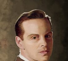 Moriarty - Miss me?  by getlestrade