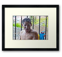 Yes, This Is Fun Framed Print