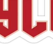 KYLIE Logo Sticker