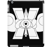 Ollin del Mañana, Pero Ahora iPad Case/Skin