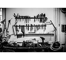 Tools... Photographic Print