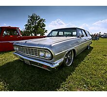 1964 Chevy Chevelle Wagon Photographic Print