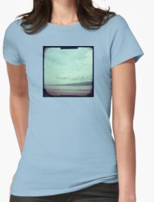 Time for a stroll Womens Fitted T-Shirt