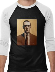 HP Lovecraft Men's Baseball ¾ T-Shirt