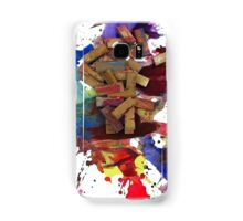 The Effects of Jenga Samsung Galaxy Case/Skin